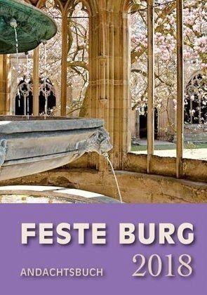 Broschiertes Buch »Feste-Burg-Kalender Andachtsbuch 2018«
