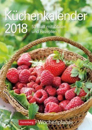 Kalender »Küchenkalender 2018«