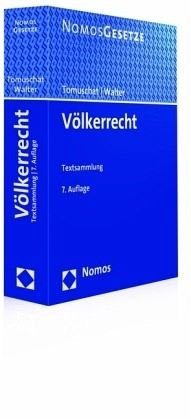 Broschiertes Buch »Völkerrecht«