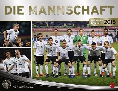 Kalender »DFB Posterkalender - Kalender 2018«