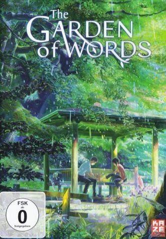 DVD »The Garden of Words«