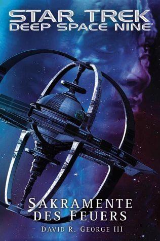 Broschiertes Buch »Star Trek - Deep Space Nine«