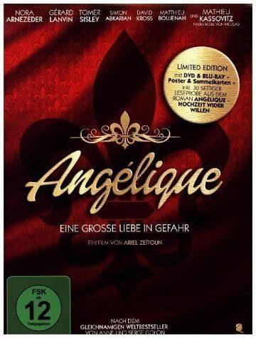 Blu-ray »Angélique - Eine große Liebe in Gefahr Limited...«