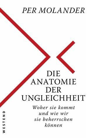 Gebundenes Buch »Die Anatomie der Ungleichheit«