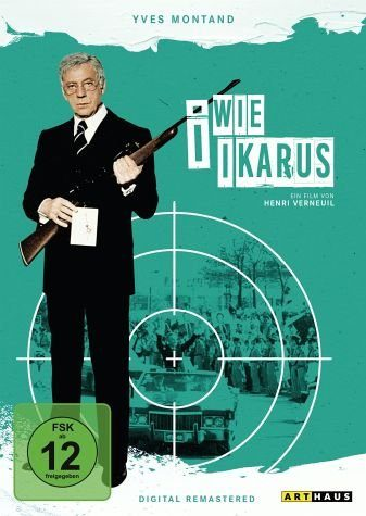 DVD »I wie Ikarus (Digital Remastered)«