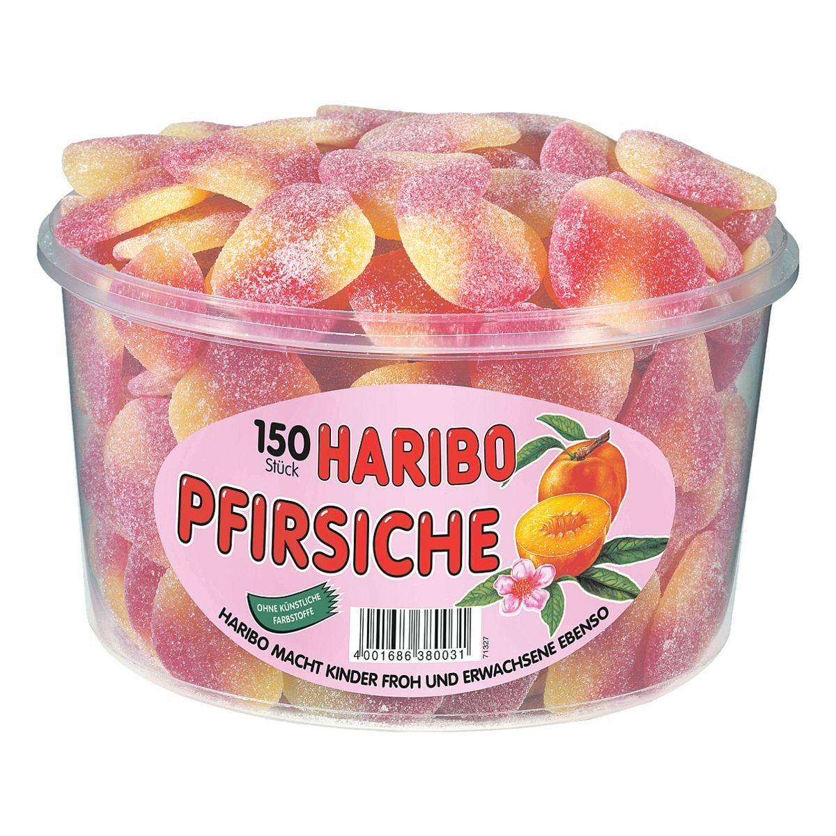 HARIBO Fruchtgummi »Pfirsiche«