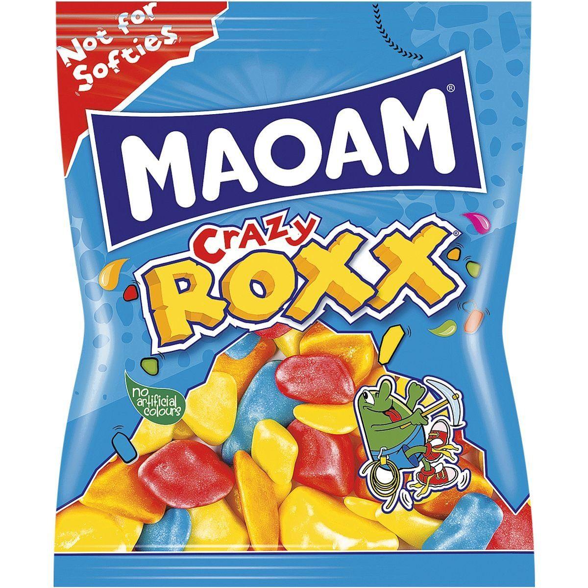Haribo Kaubonbons »Crazy Roxx«