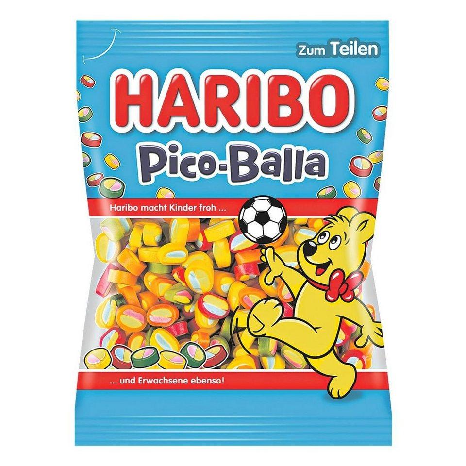 haribo fruchtgummi pico balla preis pro