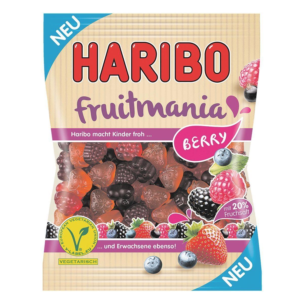 Haribo Fruchtgummi »Fruitmania Berry«