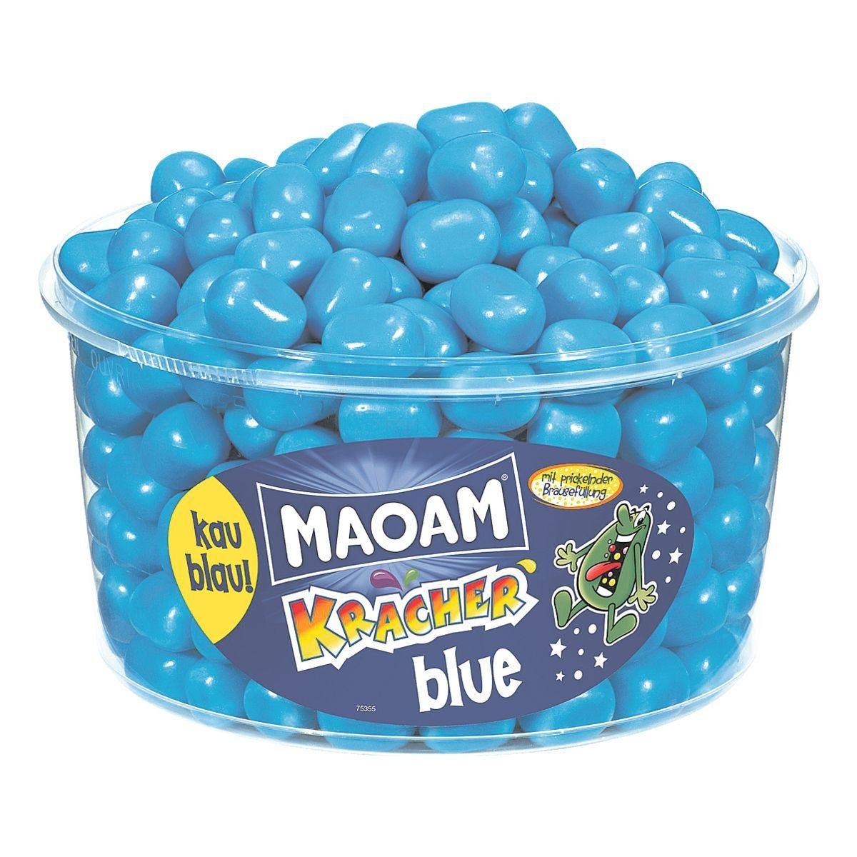 HARIBO Kaubonbons »Kracher blue«