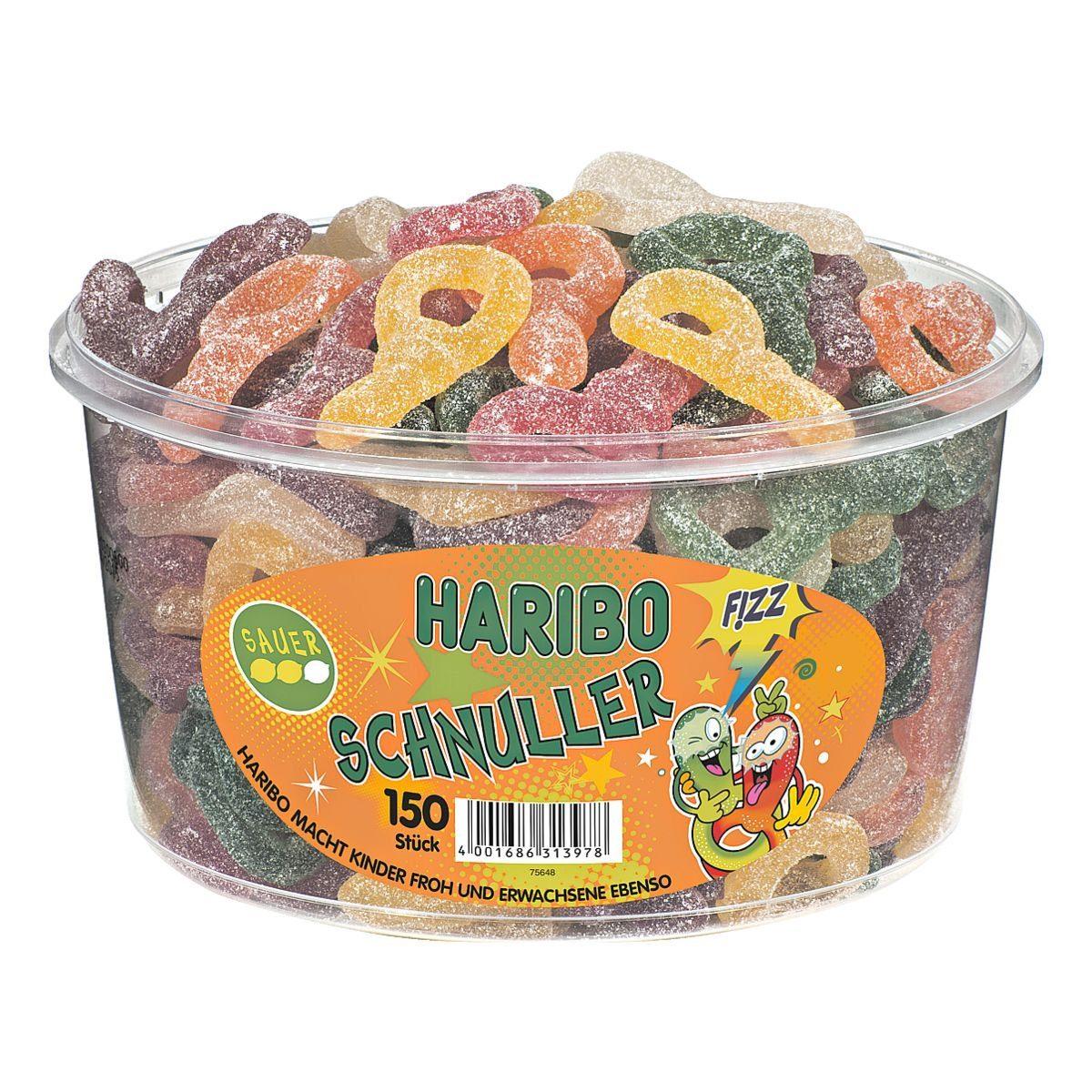 HARIBO Fruchtgummi »Saure Schnuller»