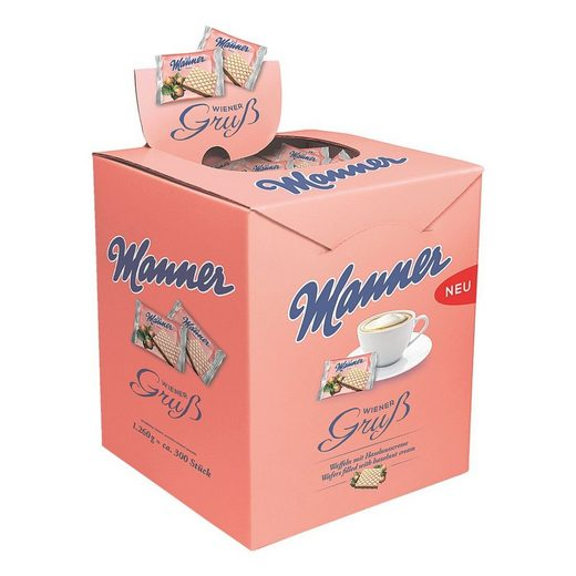 Hellma Manner Waffeln »Wiener Gruß«