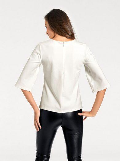 Patrizia Dini By Heine Shirt With Decorative Buckles
