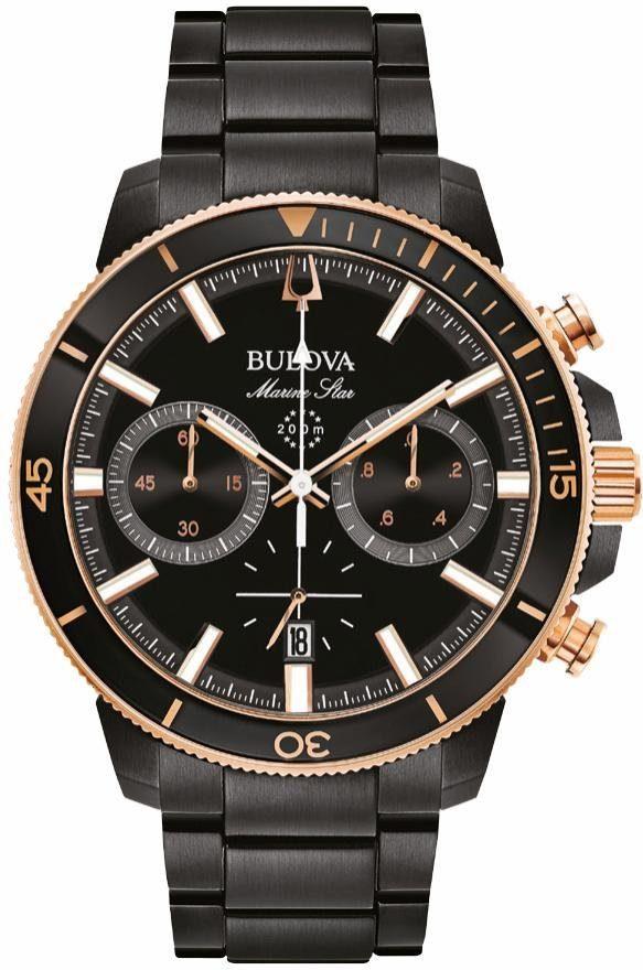 Bulova Chronograph »98B302«