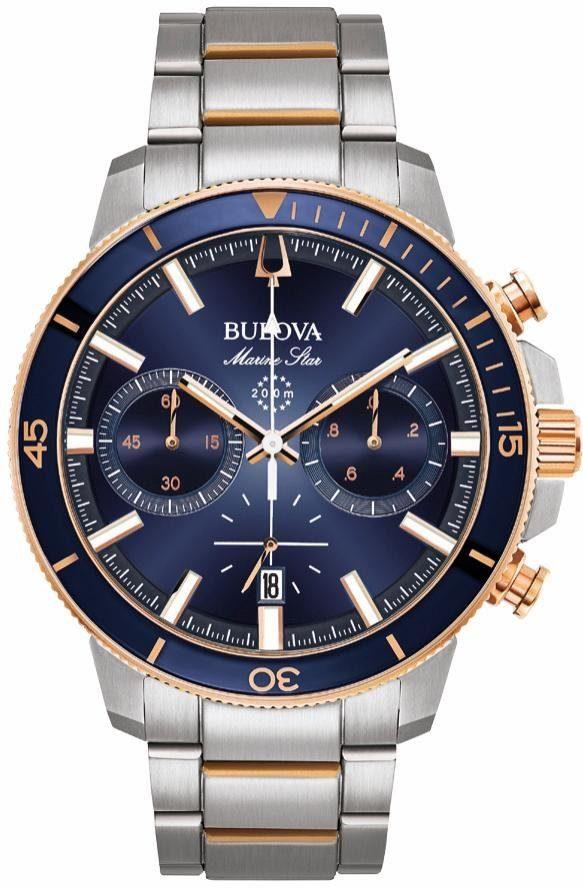 Bulova Chronograph »98B301«