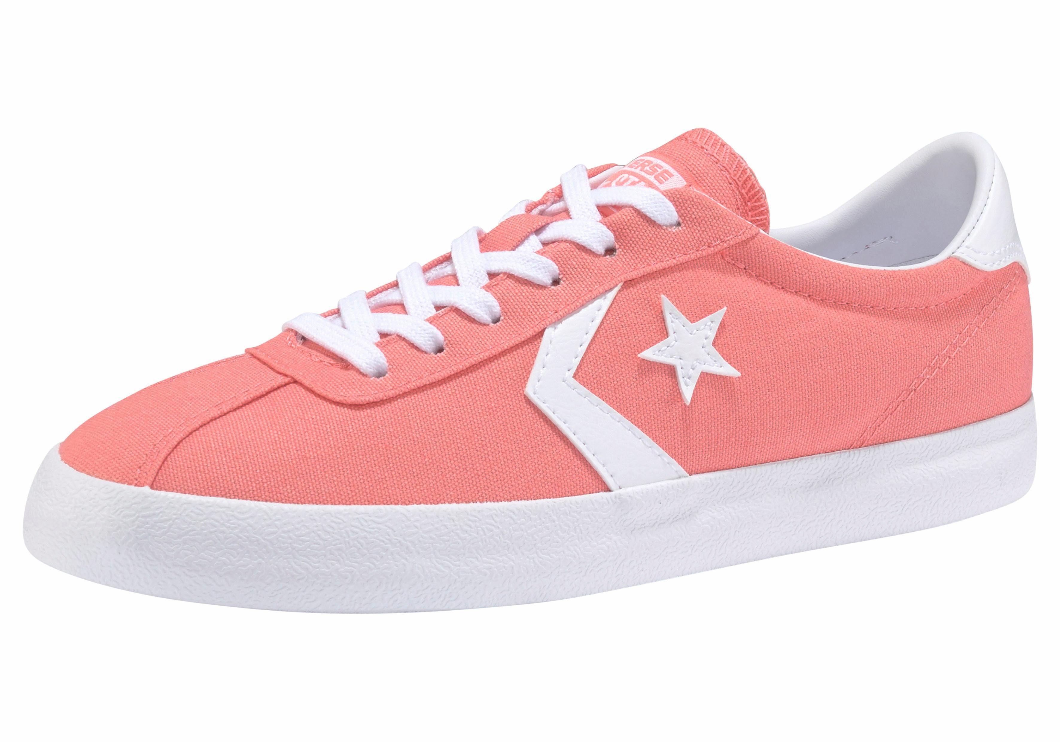 Converse Breakpoint Canvas Ox Sneaker, Damen  pfirsich