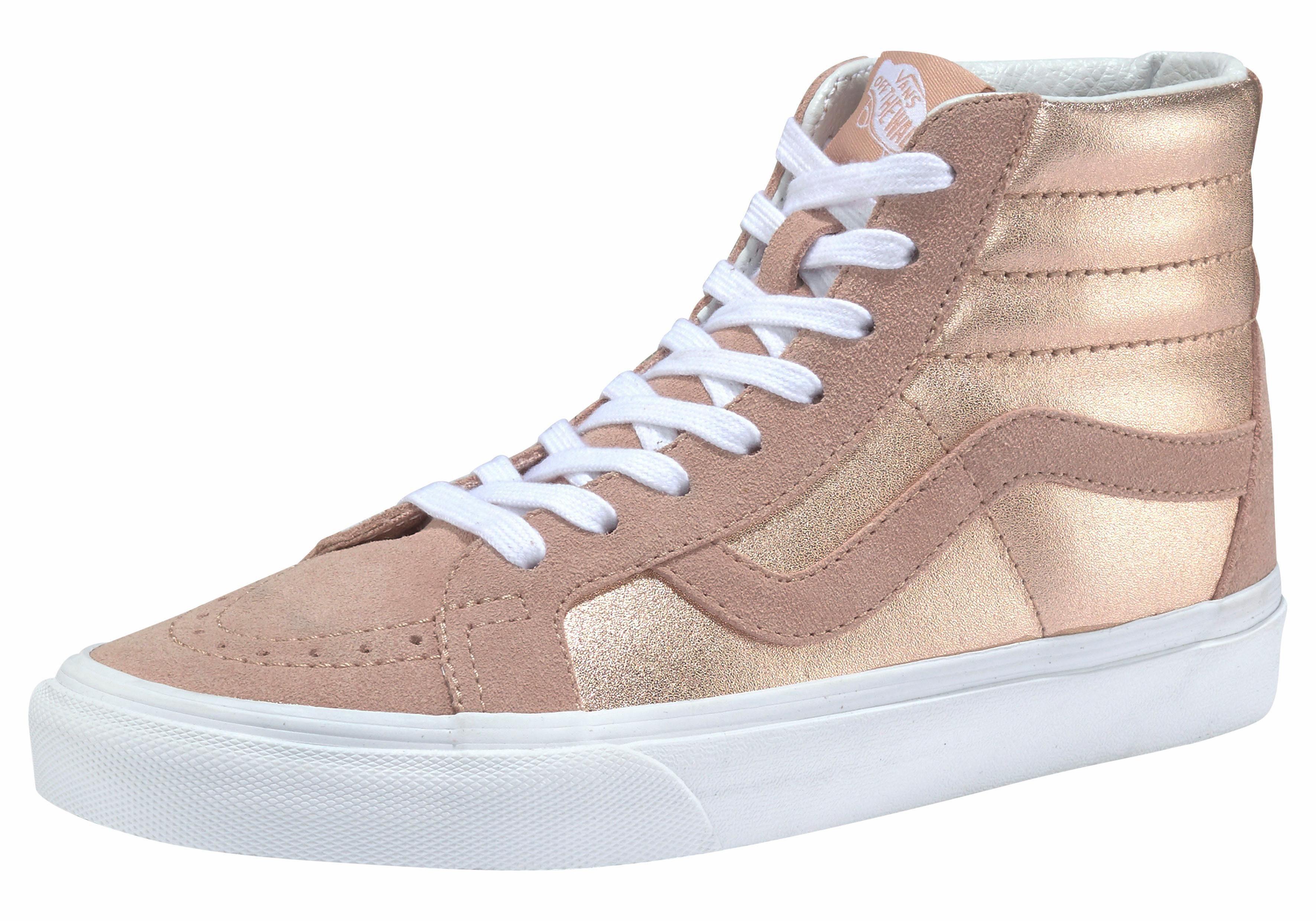Vans SK8-Hi Reissue W Sneaker online kaufen  rosé-roségoldfarben