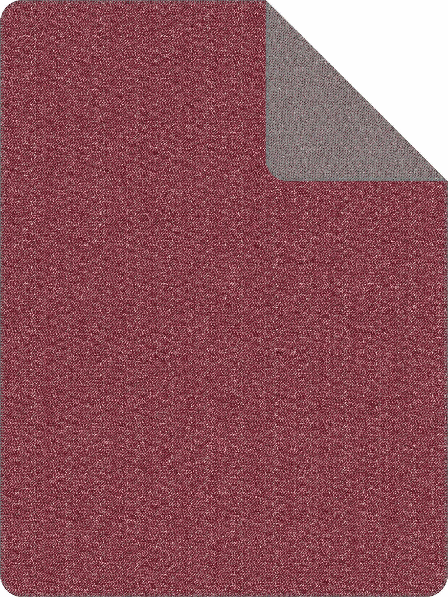 Wohndecke »Haag«, s.Oliver RED LABEL, in Doubleface Optik