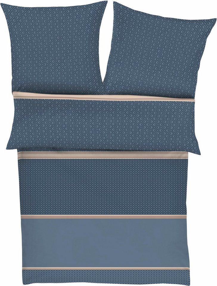 bettw sche bugatti helsingborg mit streifen und kleinen details online kaufen otto. Black Bedroom Furniture Sets. Home Design Ideas