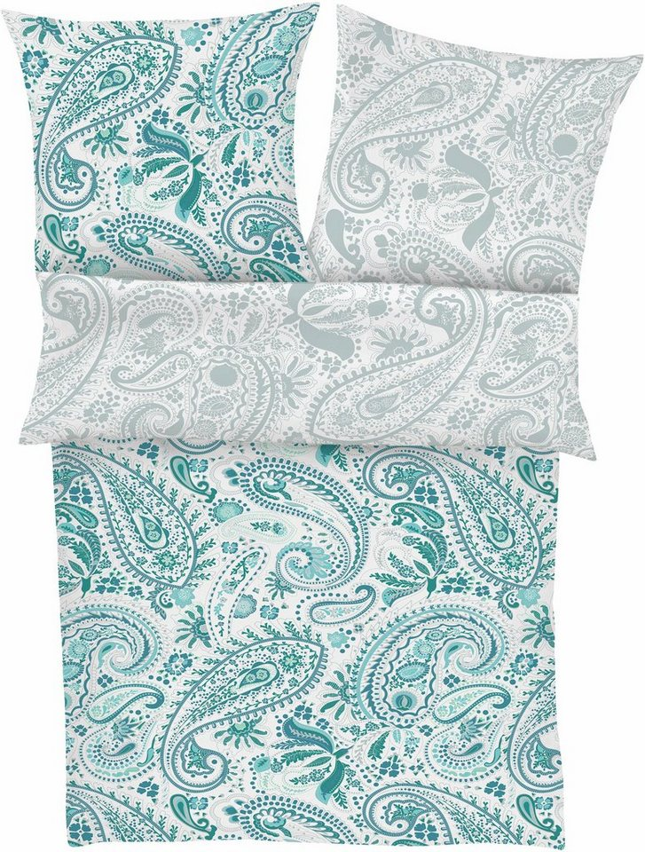 bettw sche zeitgeist halmstad mit paisley muster. Black Bedroom Furniture Sets. Home Design Ideas
