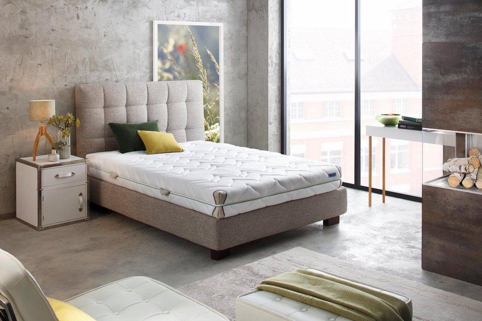 latexmatratze gr nfink 200 aqua schlaraffia 20 cm hoch raumgewicht 70 1 tlg aus der. Black Bedroom Furniture Sets. Home Design Ideas