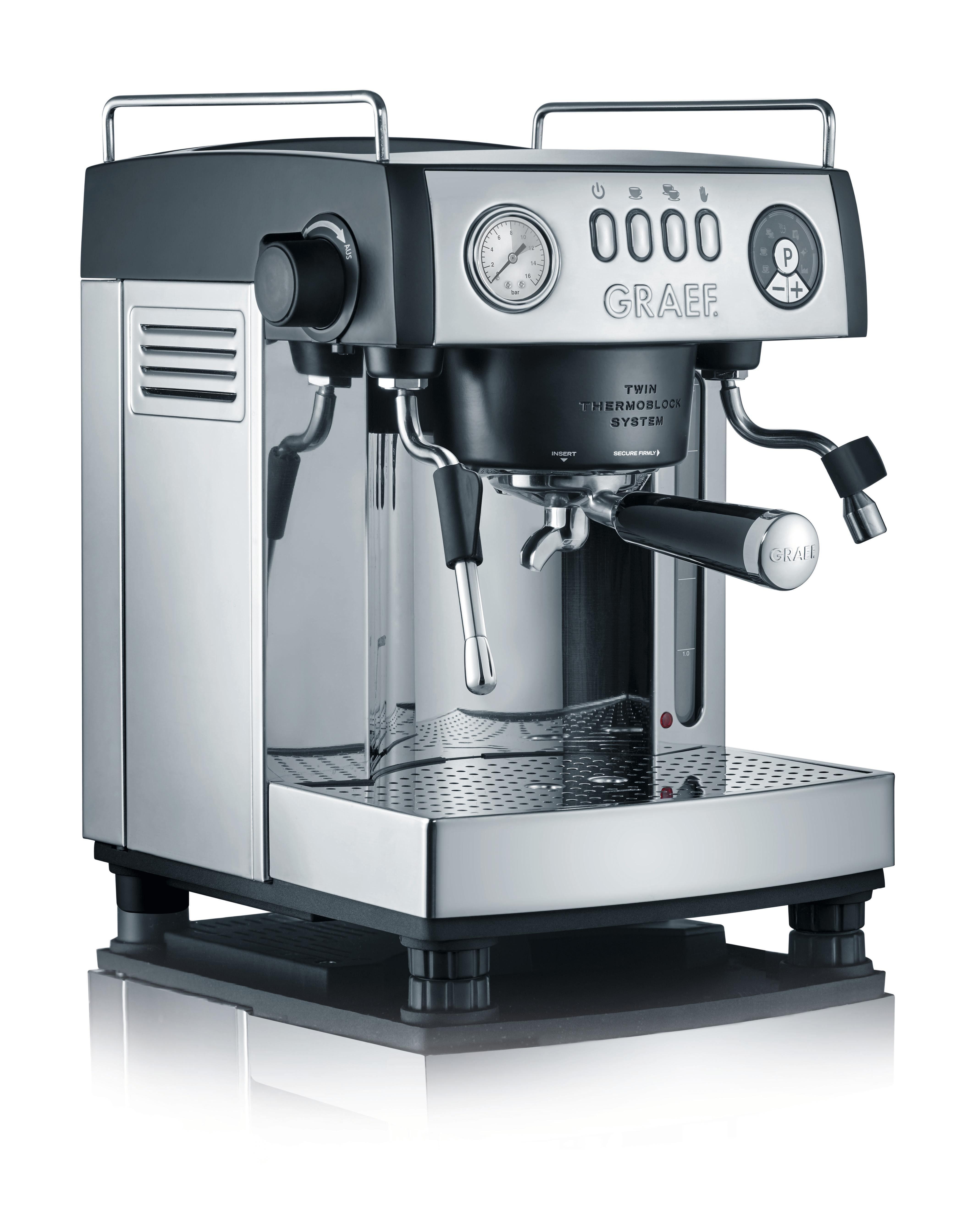 """Graef Siebträgermaschine Espressomaschine """"baronessa"""" ES902EU"""