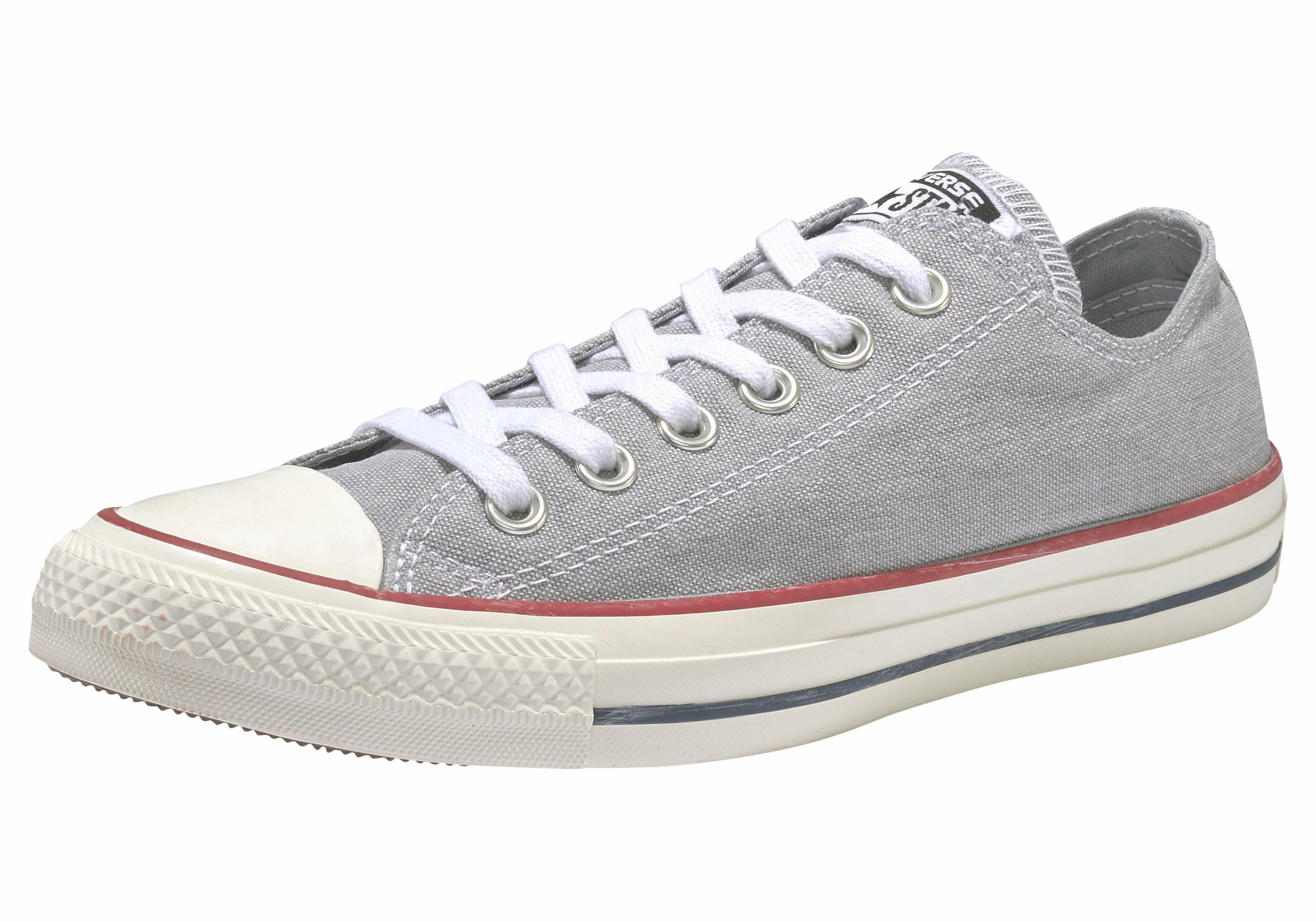 Converse Chuck Taylor All Star Ox Jeans Sneaker, Jeansoptik online kaufen  grau