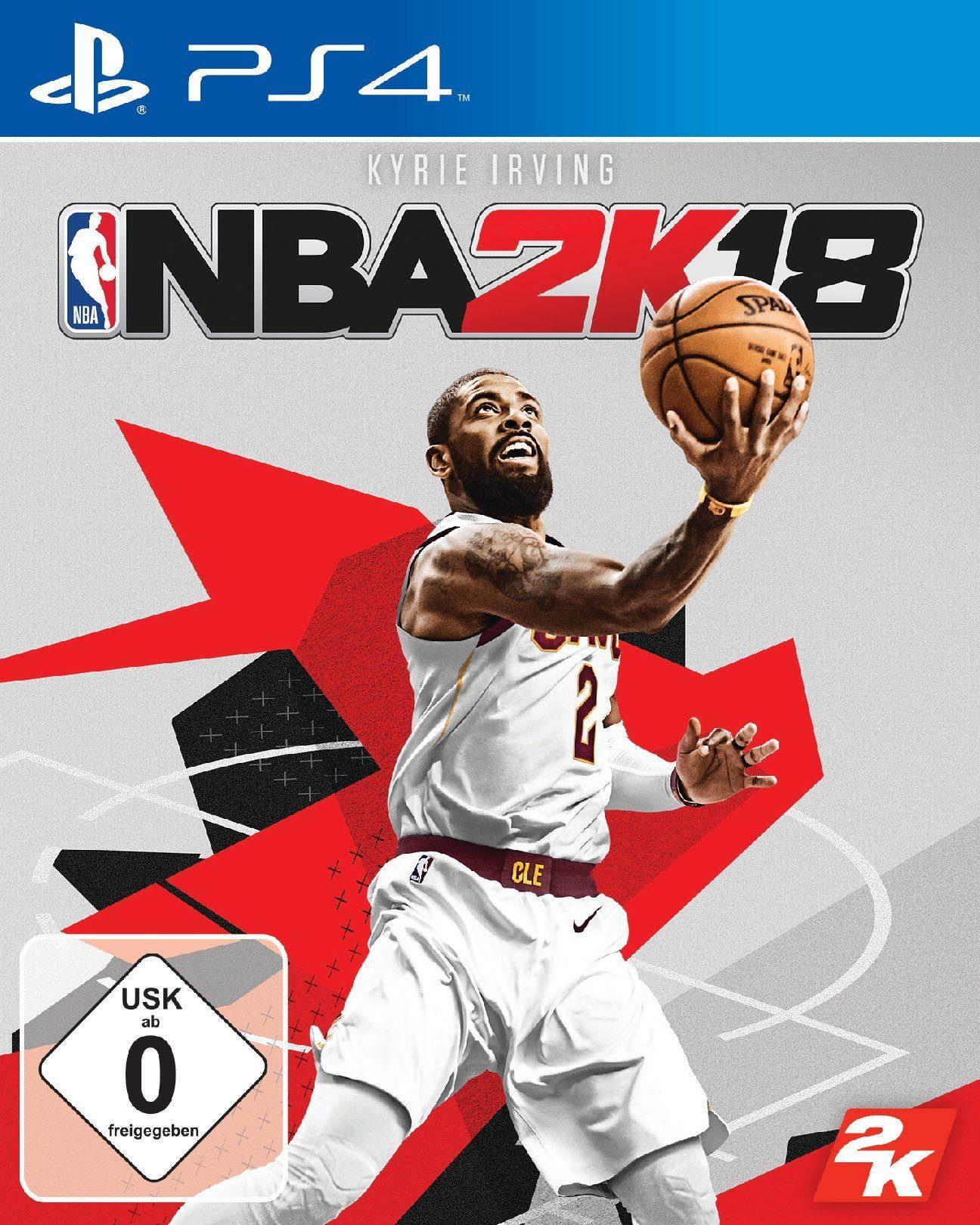 Take 2 NBA 2K18 DayOne Edition »PS4«
