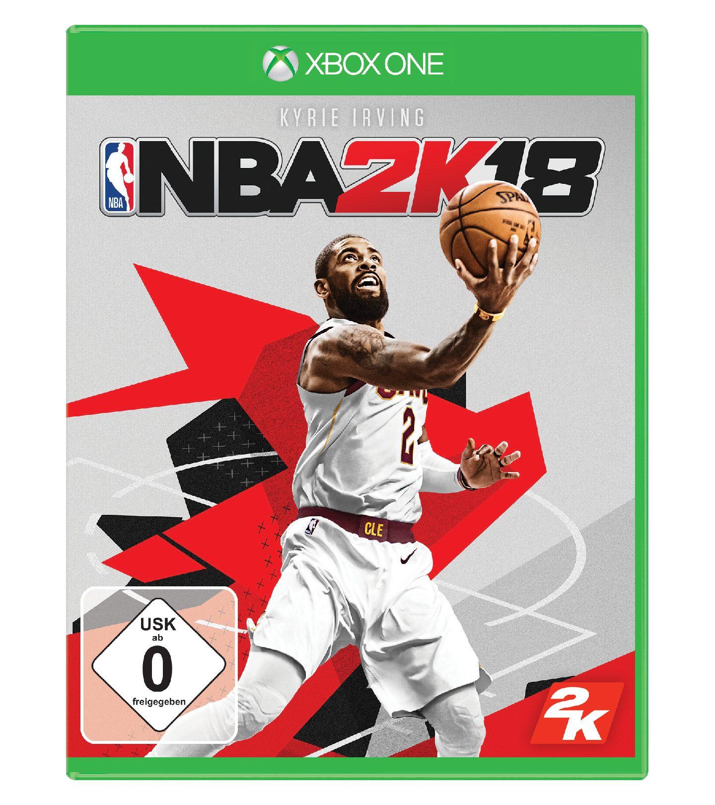 Take 2 NBA 2K18 DayOne Edition »XBox One«