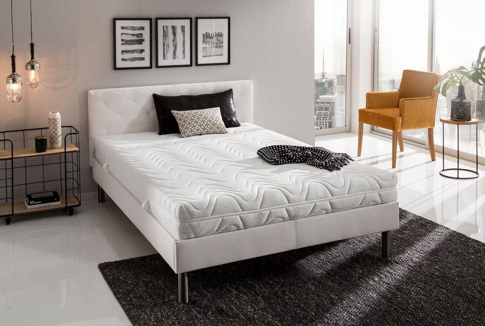 komfortschaummatratze wellness ks beco 20 cm hoch raumgewicht 28 1 tlg t v testurteil. Black Bedroom Furniture Sets. Home Design Ideas