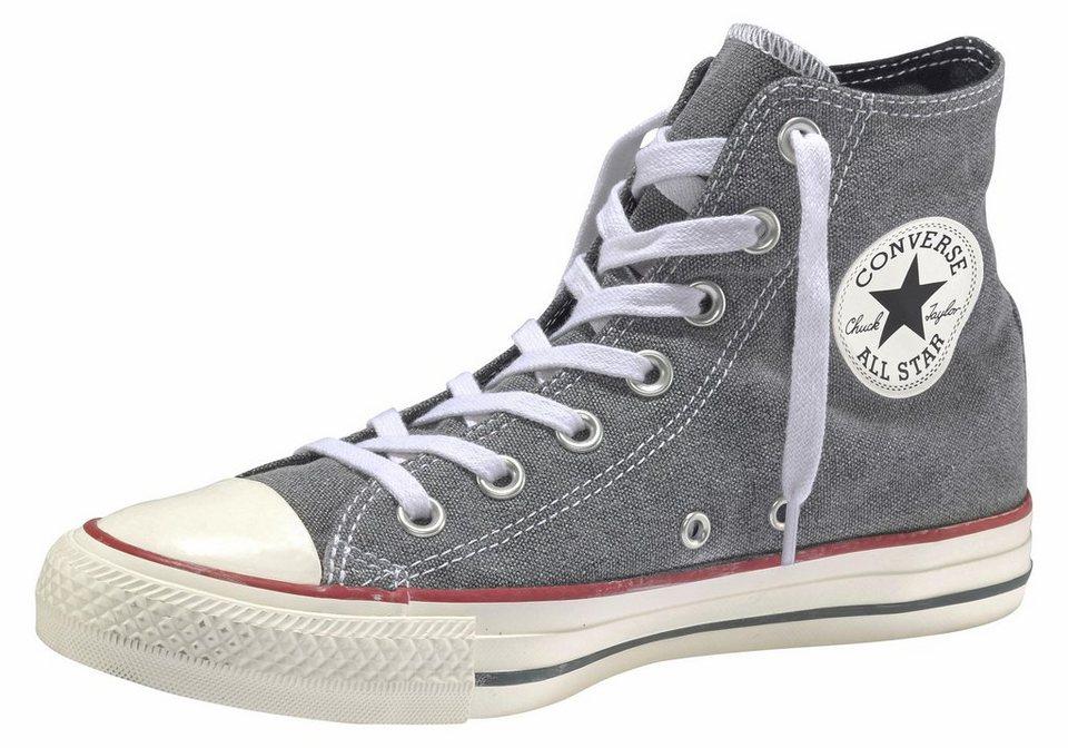converse chuck taylour all star hi jeans sneaker. Black Bedroom Furniture Sets. Home Design Ideas