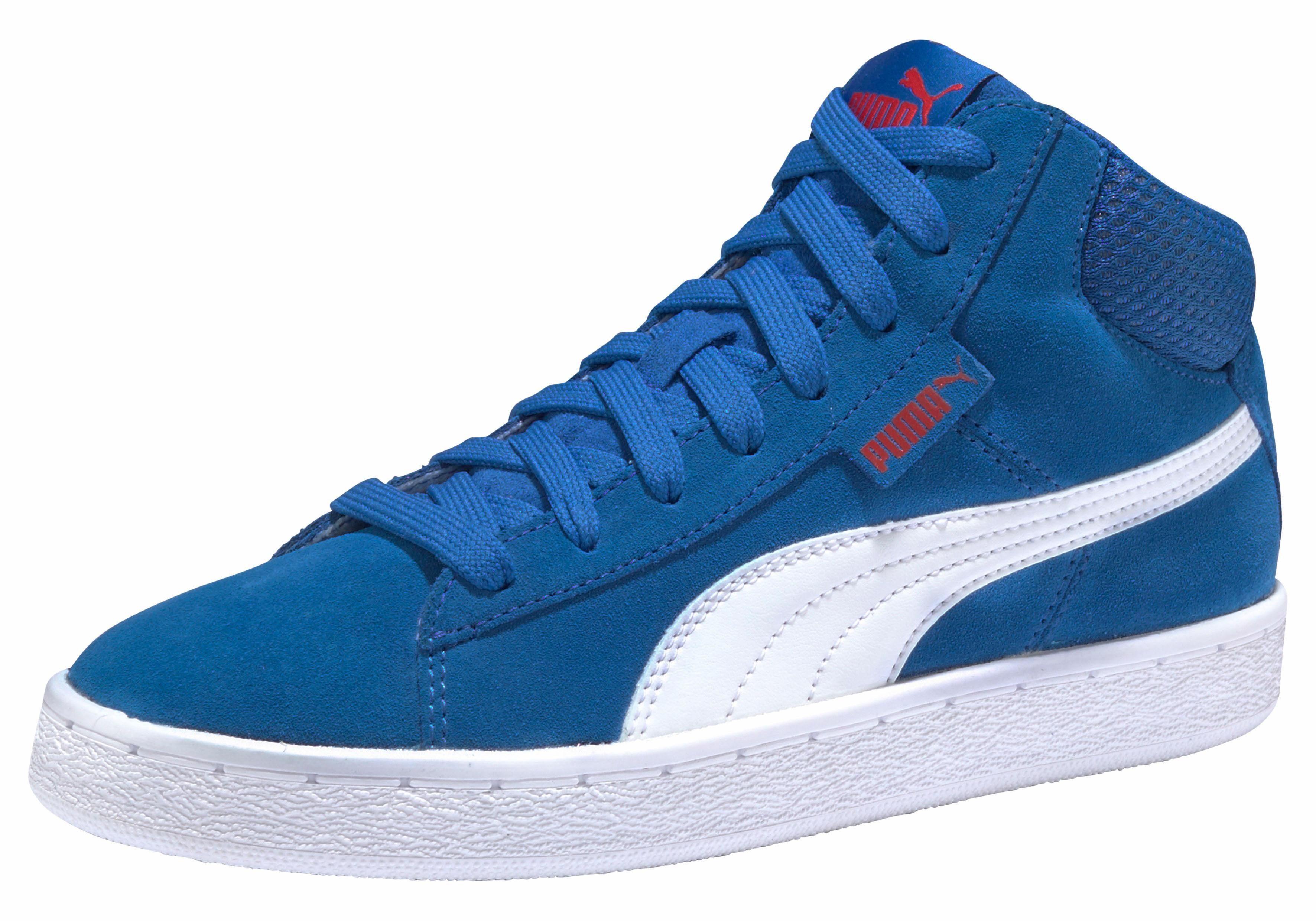 sneakers puma jr weiß