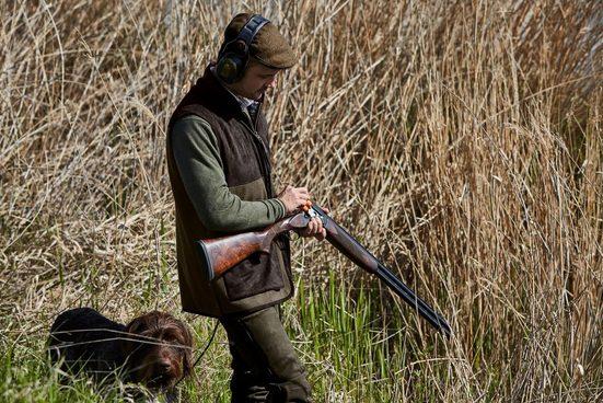 Parforce Traditional Hunting Schießweste Neusiedl