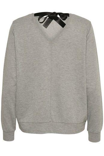 Cream Sweatshirt Donka