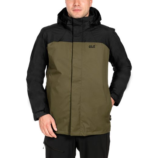 Jack Wolfskin 3-in-1-Funktionsjacke ECHO BAY MEN