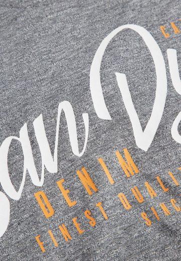Prochain T-shirt Avec Motif San Diego