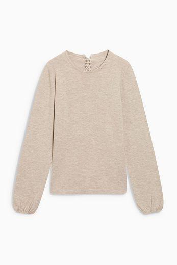 Next Pullover mit Ballonärmeln