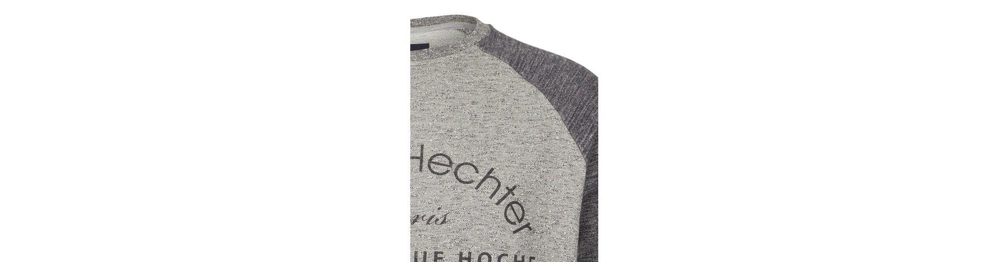 Daniel Hechter Shirt mit Logo-Print Spielraum Kaufen b0q39ACglY
