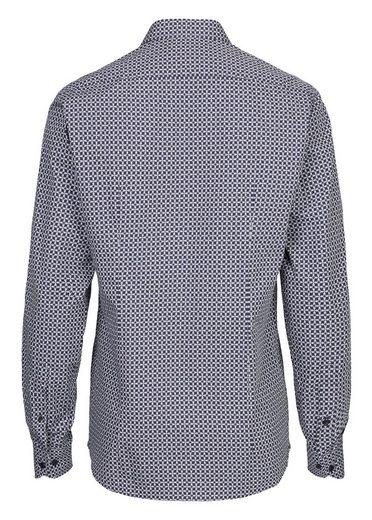 Daniel Hechter Trendiges Freizeithemd mit modischem Druckmuster