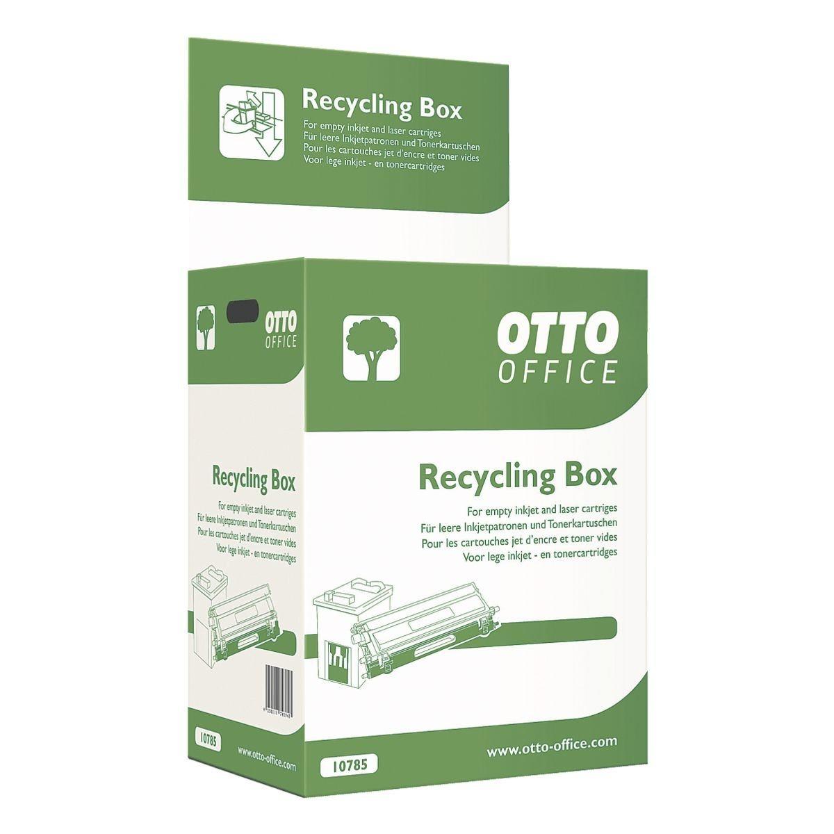 OTTOOFFICE STANDARD Recyclingbox für Toner und/oder Tintenpatronen