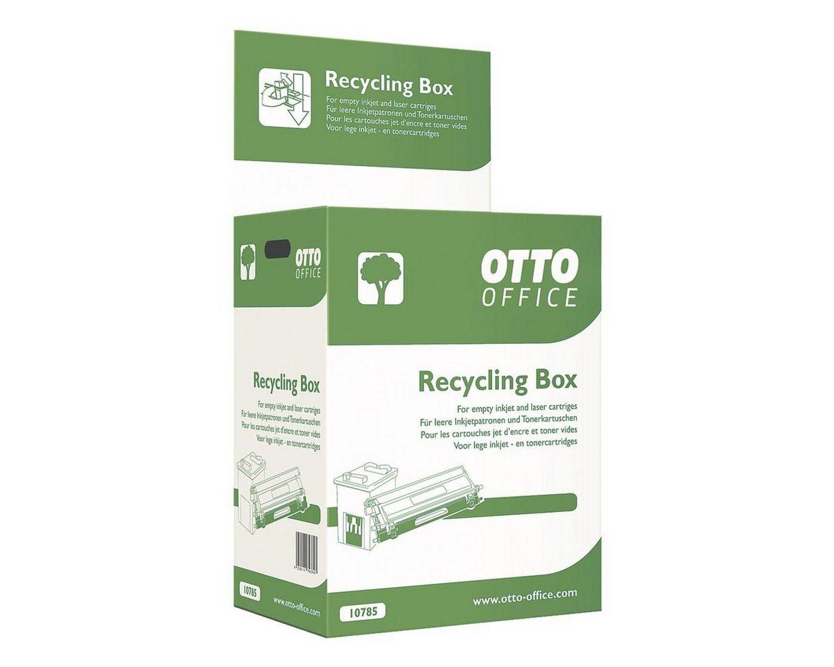 OTTO Office Standard Recyclingbox für Toner und/oder Tintenpatronen