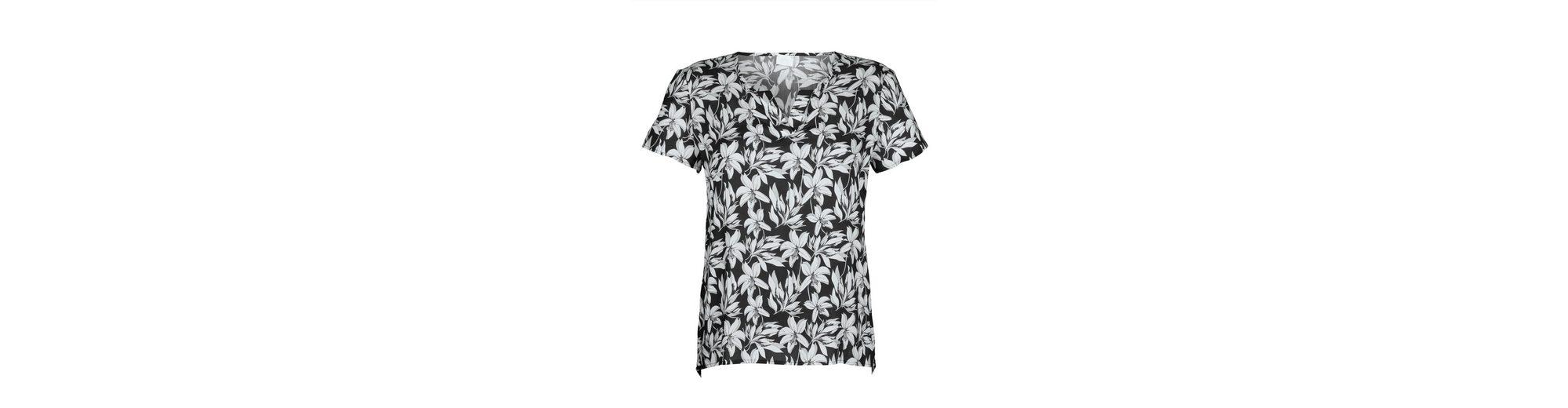 Alba Moda Blusenshirt aus reiner Viskose Marktfähig r4V37ED