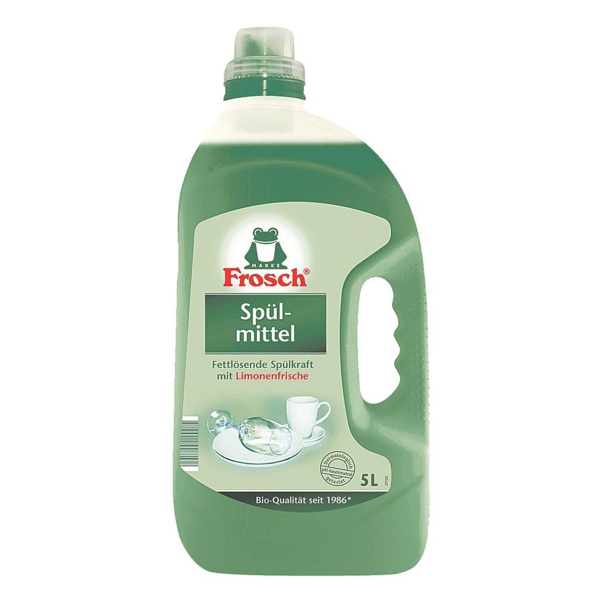 Frosch Geschirrspülmittel
