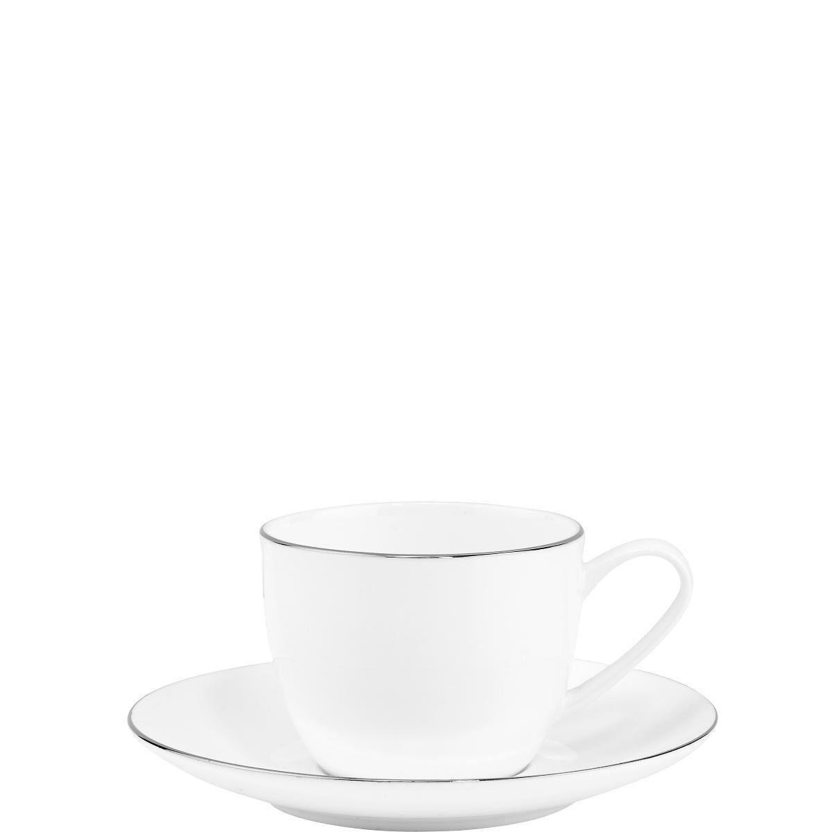 BUTLERS SILVER LINING »Espressotasse mit Untertasse«