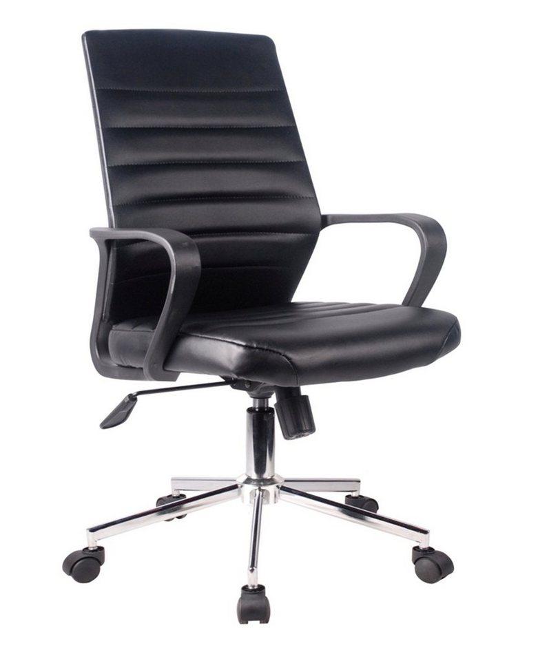 Bürostühle - HTI Line Drehstuhl »Nathan« » schwarz  - Onlineshop OTTO