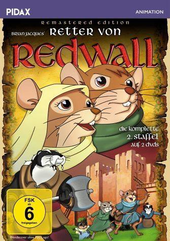 DVD »Retter von Redwall - Die komplette 2. Staffel...«
