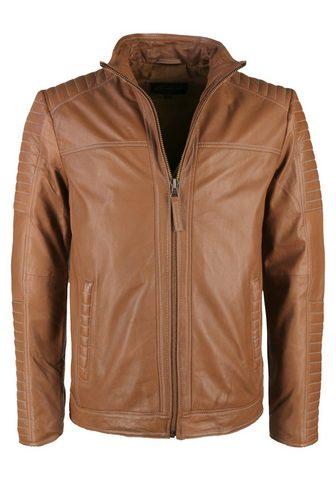 Куртка кожаная в спортивный Design &ra...