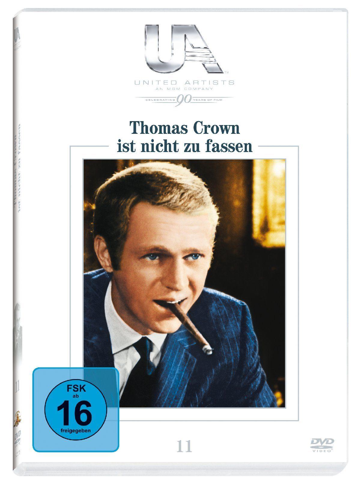 Fox Thomas Crown ist nicht zu fassen (90 Jahre United Artists) »DVD«