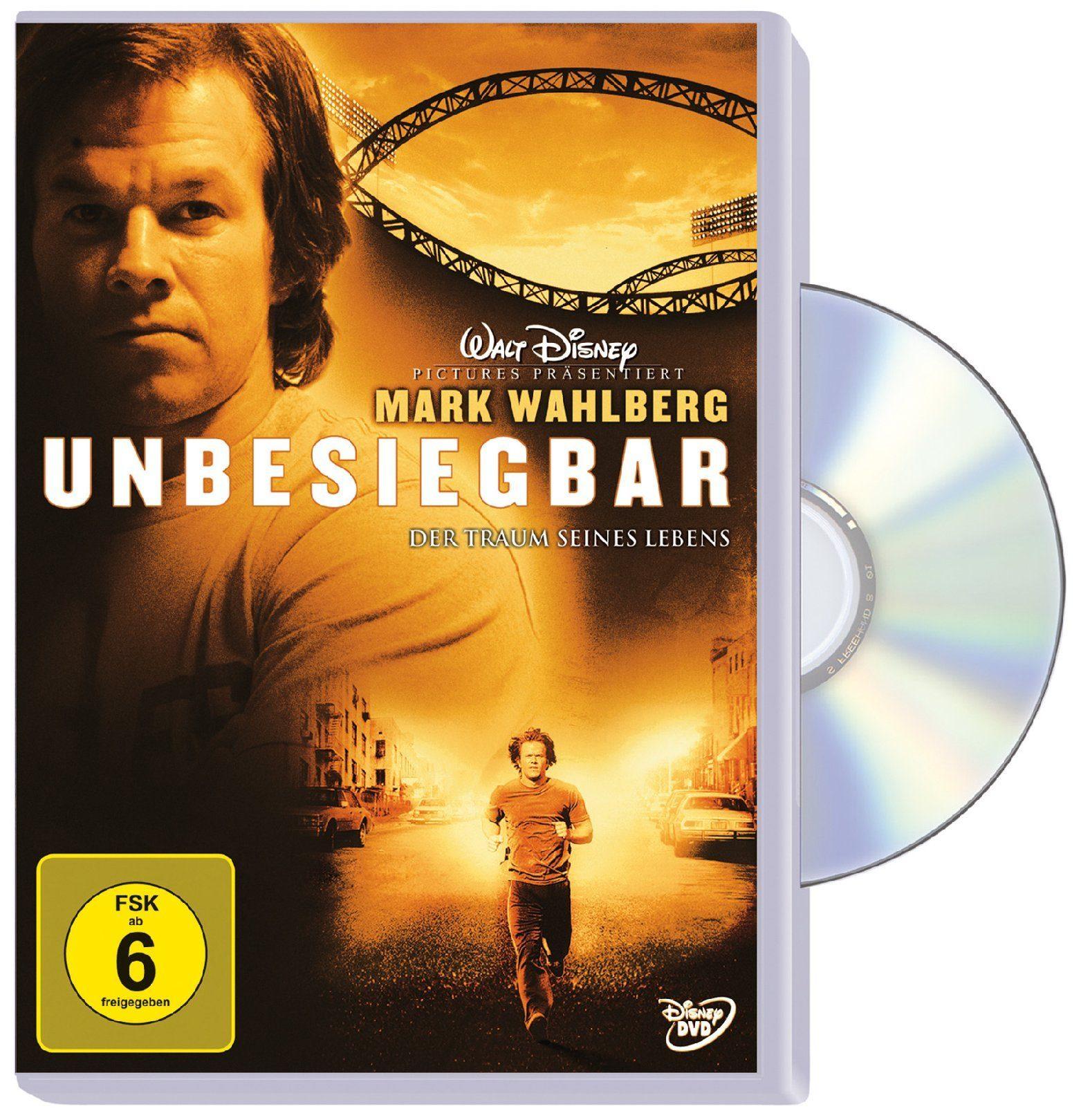 Walt Disney Unbesiegbar - Der Traum seines Lebens »DVD«