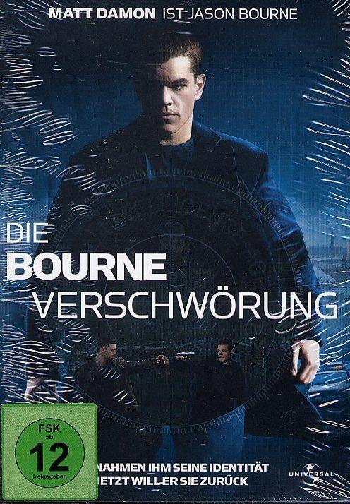 Universal Die Bourne Verschwörung »DVD«